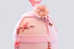 Birdcage-Cake