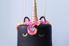 Black-Unicorn-Cake