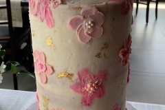 Painted-Buttercream-Cake