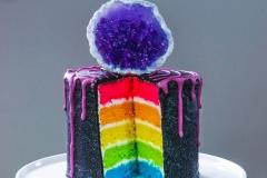 amethyst-geode-cake-rainbow-layers