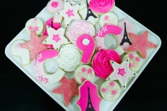 American-Girl-Parisian-Theme-Cookies