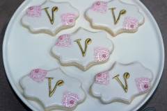 Pink-white-gold-Communion-Cookies
