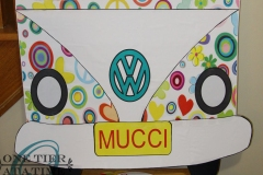 VW Bus Photo Booth Prop