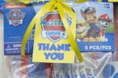 Paw Patrol Loot Bags